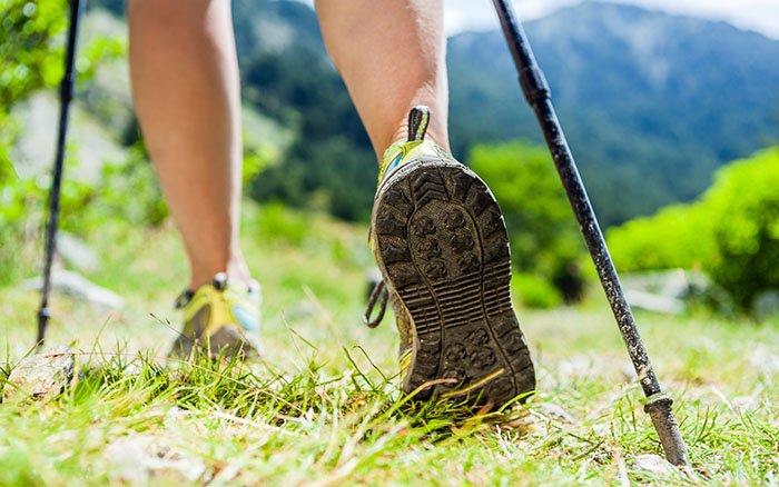 7 Fehler, die Du beim Nordic Walking unbedingt vermeiden solltest