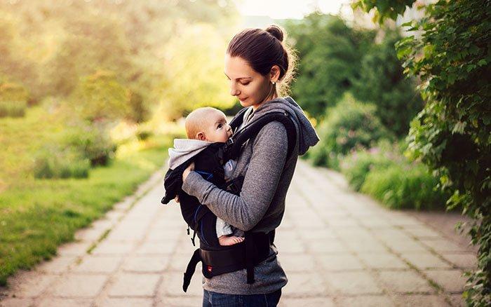 Nordic Walking mit Baby: Ab wann? Ist es empfehlenswert?