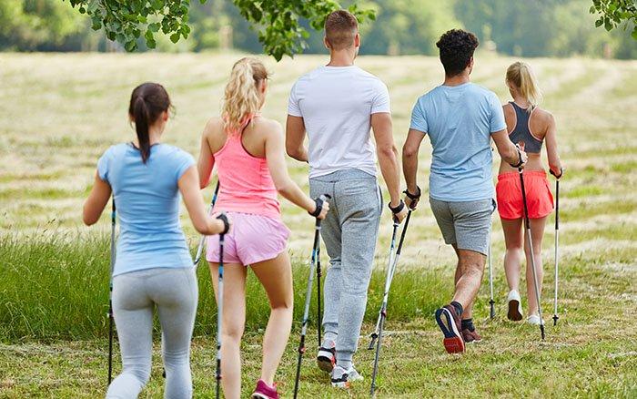 Nordic Walking Kurse für Anfänger: Der ideale Einstieg