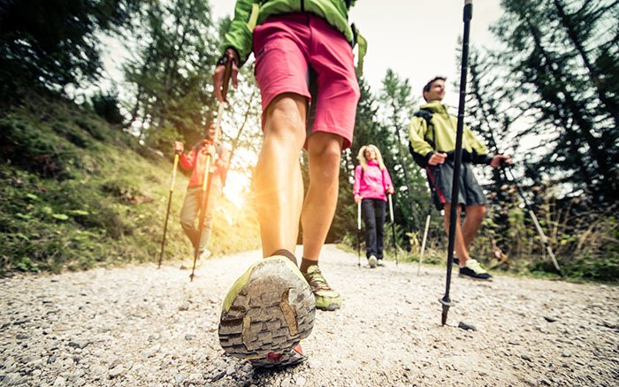 Nordic Walking Ausrüstung & Kleidung: Übersicht von A bis Z (inkl. Spezialausrüstung)