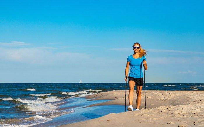 Nordic Walking: Kritische Stimmen gegen Nordic Walking auf dem Prüfstand